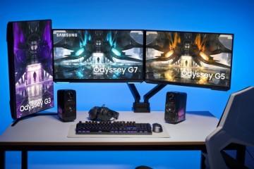 三星推新款奥德赛系列游戏显示器三款型号可选最大刷新率达165Hz
